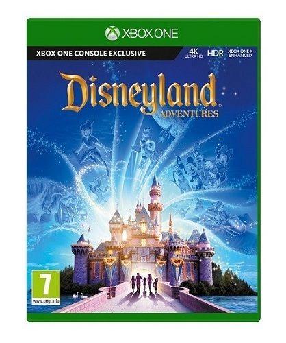 MICROSOFT XONE Disney Adv., Hra pre XONE