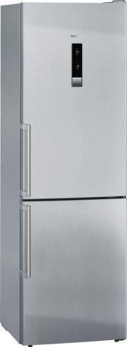 SIEMENS KG36NHI32, nerezová smart kombinovaná chladnička