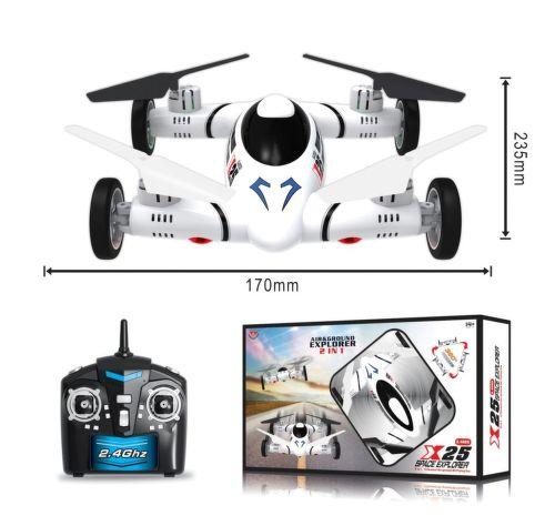 8586019408140 RC dron lietajúce auto 8-kanál