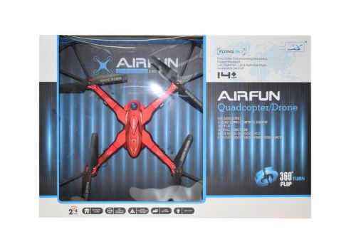 8586019408317 RC dron Air-Fun 4-kanál