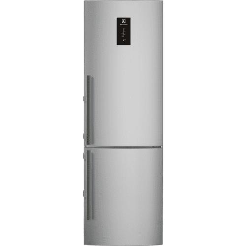 ELECTROLUX EN3854MOX nerezová kombinovaná chladnička