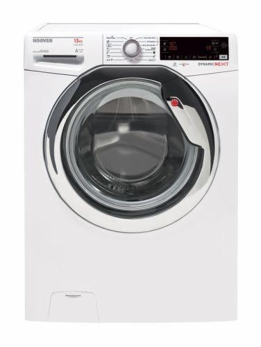 HOOVER DWOL 413AH 1-S, biela smart práčka plnená spredu