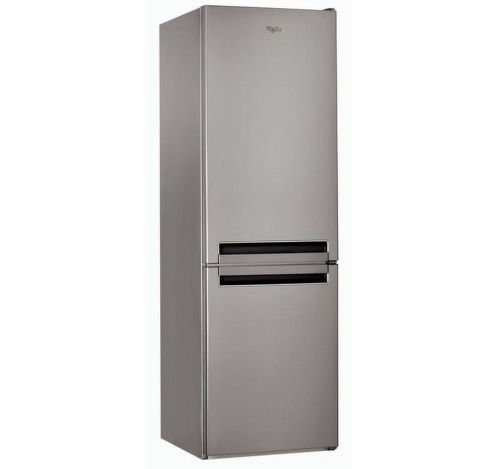 WHIRLPOOL BSF 8152 OX - kombinovaná chladnička
