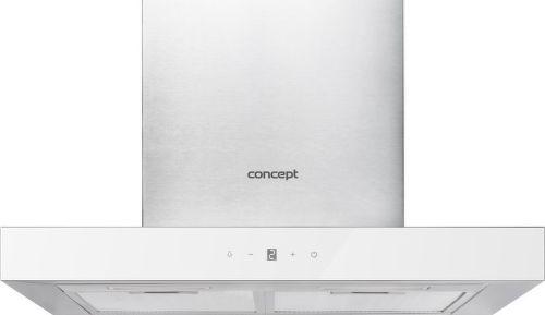 Concept OPK4760wh, biely komínový digestor