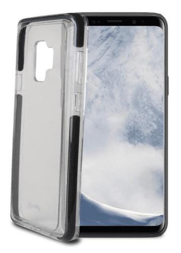 Celly Hexacon puzdro pre Galaxy S9, čierne