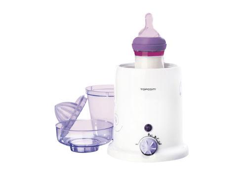 TOPCOM KF-4301 Baby Bottle Warmer 301, 3 v 1 ohrievac,sterilizator,odstavovac