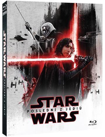 Star Wars: Poslední z Jediů (Edícia Prvý rád) - 2x Blu-ray film