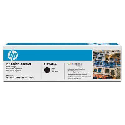 HP CB540A Toner Black pre CLJ CP1215/1515, 2200 strán