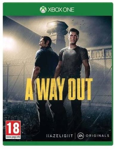 A Way Out - Xbox One hra