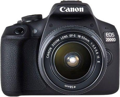 CANON 2000D + 18-55 IS, Zrkadlovka