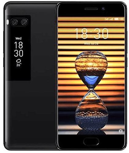 Meizu Pro 7 64 GB čierny