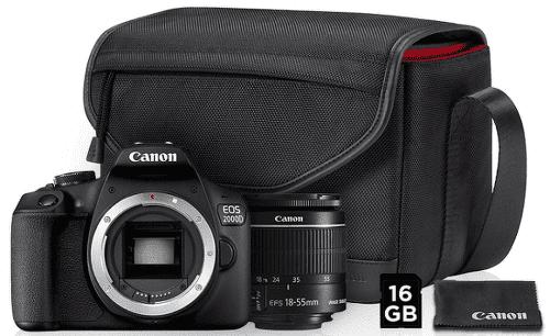 CANON 2000D18-55IS,SB130, Zrkadlovka