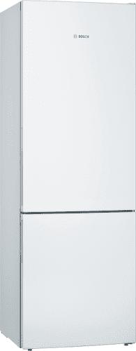 BOSCH KGE49VW4A, biela kombinovaná chladnička