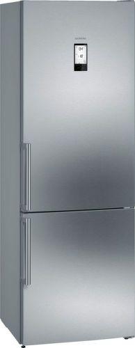 Siemens KG49NAI40, nerezová smart ombinovaná chladnička