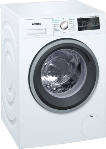 SIEMENS WD15G442EU, biela práčka so sušičkou