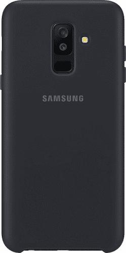 Samsung Dual Layer puzdro pre Samsung Galaxy A6+, čierna