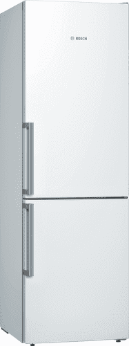 BOSCH KGE36EW4P, biela kombinovaná chladnička
