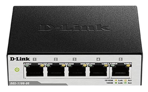 D-LINK DGS-1100-05