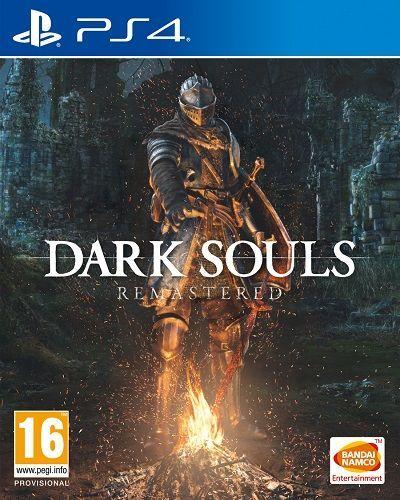 Dark Souls Remastered - PS4 hra