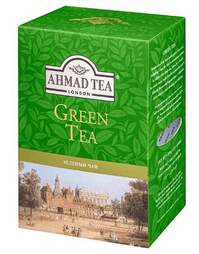 AHMAD GREEN TEA 100G