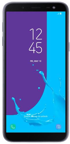 Samsung Galaxy J6 Dual SIM 32GB fialový