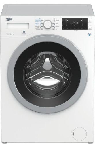 BEKO HTV 8733 XS0, biela práčka so sušičkou