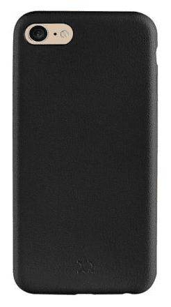 XQISIT iPlate Gimone puzdro pre iPhone 8/7/6S/6, čierne