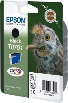 EPSON T07914020 BLACK cartridge Blister