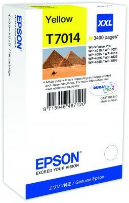 EPSON EPCT70144010 YELLOW cartridge