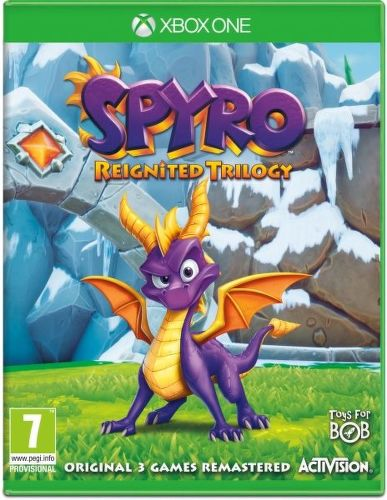 Spyro Trilogy Reignited Xbox One