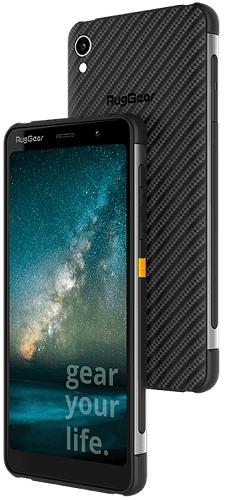 RugGear RG850 čierny