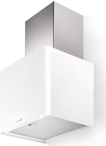 Faber LITHOS WH A45, biely komínový digestor