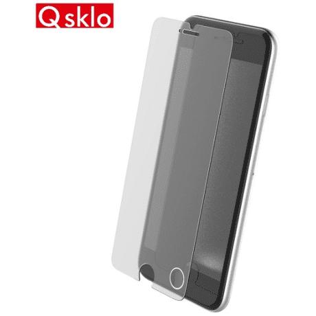 Qsklo tvrdené sklo pre Apple iPhone 6/6S, transparentná