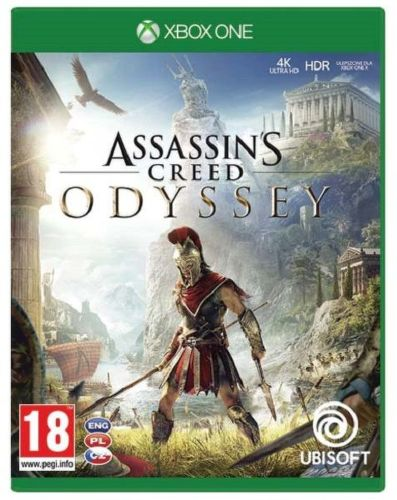 Assassin's Creed Odyssey, Xbox One hra