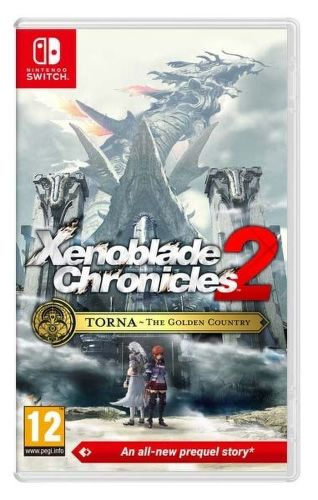Xenoblade Chronicles 2: Torna - The Golden Country - Nintendo Switch hra