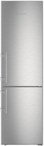 Liebherr CNef 4815, strieborná kombinovaná chladnička
