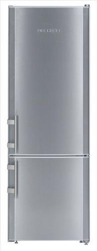LIEBHERR CUef 2811 - nerezová kombinovaná chladnička
