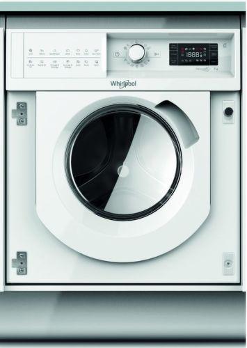 Whirlpool BI WMWG71484E EU, Vstavaná práčka