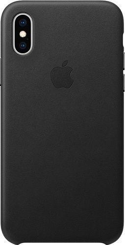 Apple kožené puzdro pre Apple iPhone XS eba1a65076d