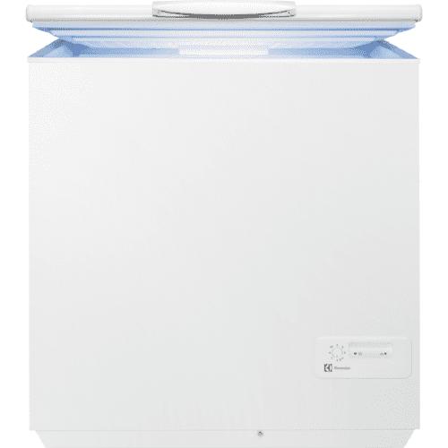 ELECTROLUX EC2200AOW2, biela truhlicová mraznička
