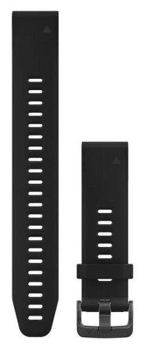 Garmin QuickFit 20 dlhý remienok, čierny