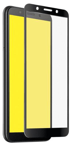 SBS Full Cover tvrdené sklo pre Huawei Y5 2018, čierna