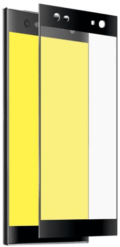 SBS Full Cover tvrdené sklo pre Sony Xperia XA2 Ultra, čierna