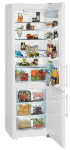 LIEBHERR CNP 4056, biela kombinovaná chladnička