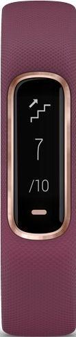 Garmin Vívosmart 4 S/M ružovo-zlatý s fialovým remienkom