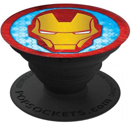 PopSockets držiak na smartfón, Marvel Iron Man Icon