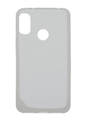 Mobilnet silikónové puzdro pre Xiaomi Mi A2 Lite, transparentný