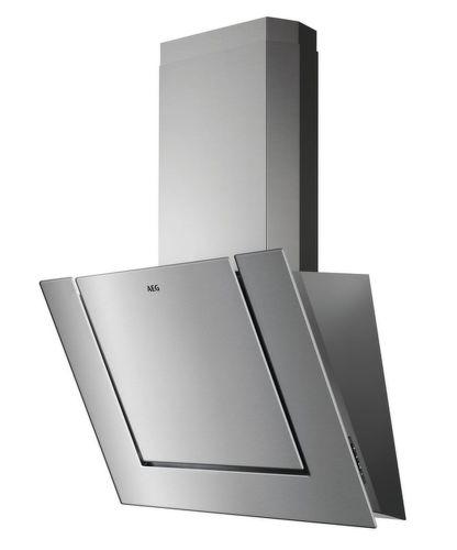 AEG DVB4850M, nerezový komínový digestor