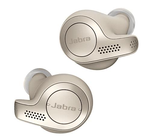 Jabra Elite 65t zlato béžová