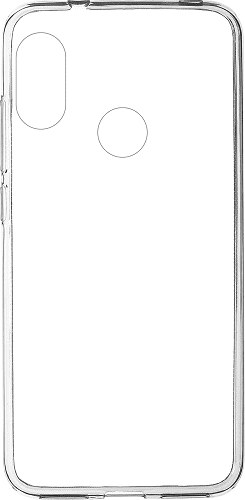 Winner TPU puzdro pre Xiaomi Mi A2 Lite, transparentné